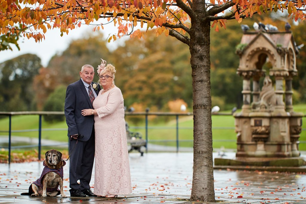 The wedding of Jess and Alfie at Sefton Park Hotel, Aigburth, Liverpool
