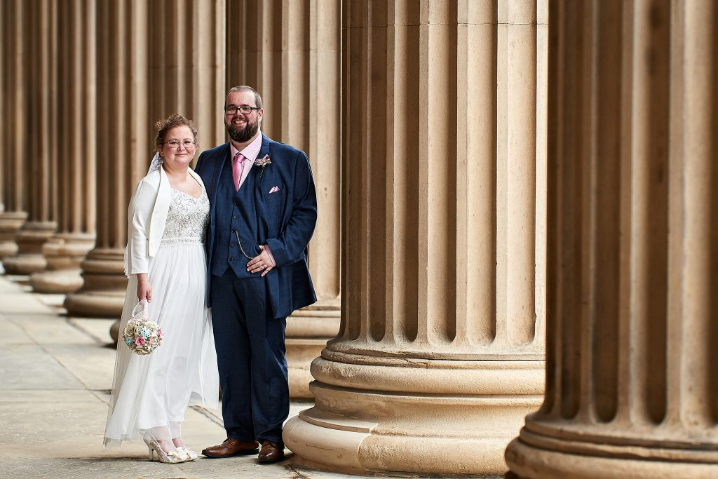 David Griffiths and Victoria Pinder Wedding, 09 August 2019, Leasowe Castle, Wallasey, UK