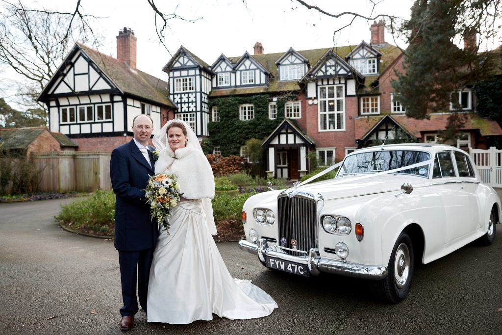 Tristan and Wendy Wedding, 26 January 2019, AbbeyWood Estate, Delamere Forest, UK